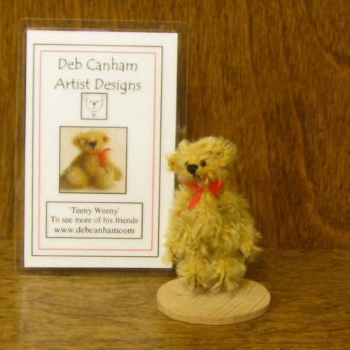 Deb Canham Artist Designs, Teeny Weeny, Mohair from Hold Your Heart Collection of -