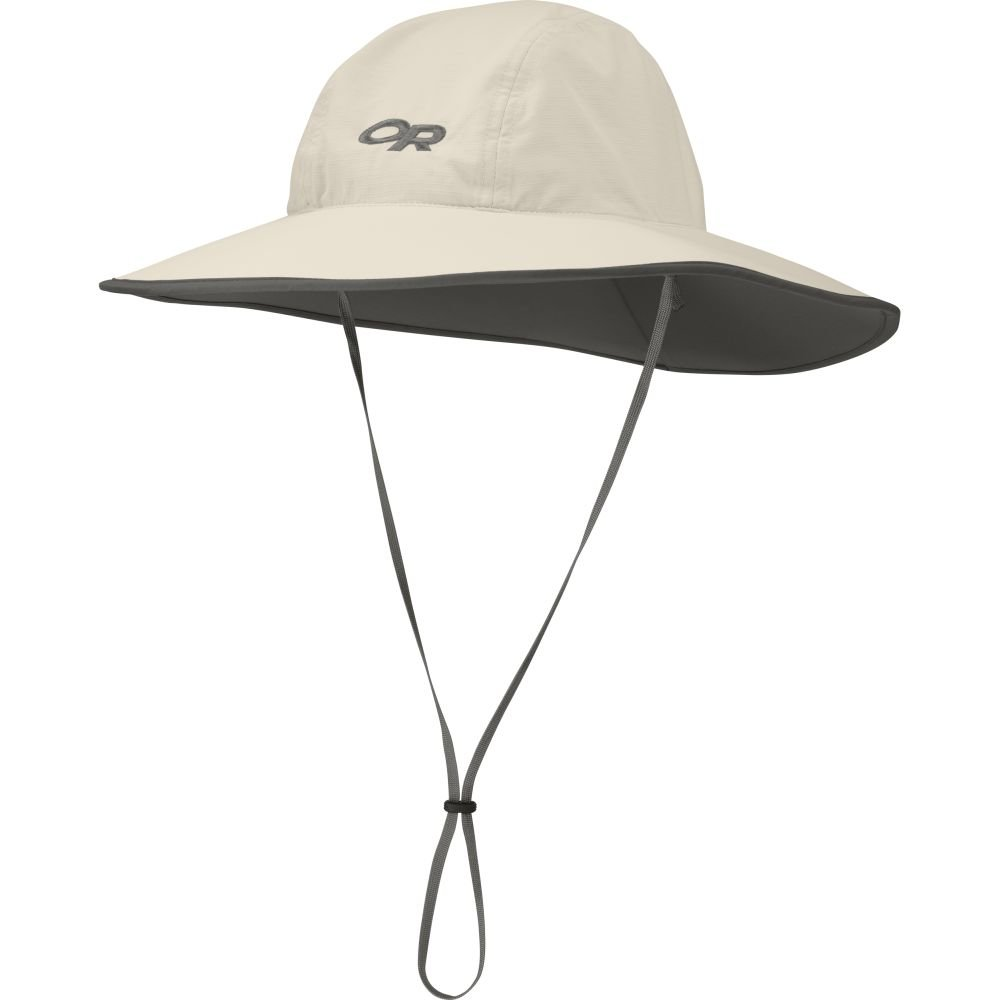 Outdoor Research Aquifer Sun Sombrero Hat Pumpkin X-Large 243461