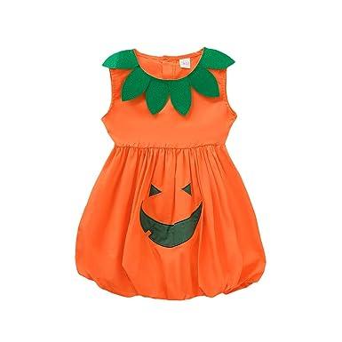 Disfraz Halloween Bebe niña, Vestido de tutú con Estampado de ...