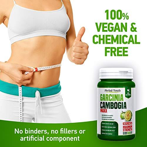 Amazon.com: Extracto Puro de Garcinia Cambogia 3000 mg – MAX ...