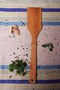 Wooden Handmade Eco Friendly Kitchen Spatula Cooking Utensils