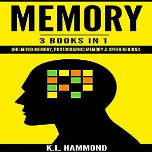 Memory: 3 Books in 1 Audiobook