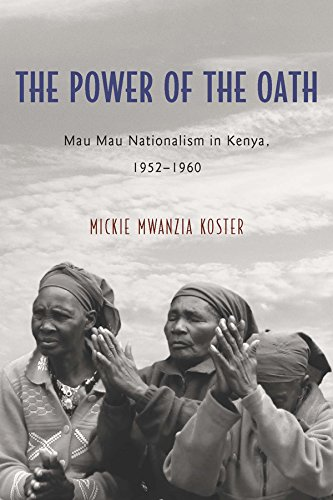 The Power of the Oath (Rochester Studies in African History and the Diaspora)