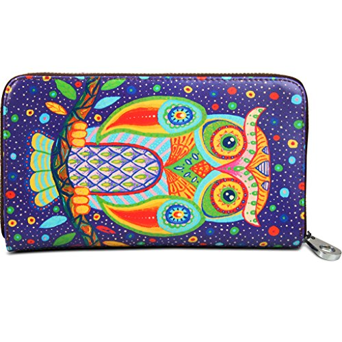 Checkbook Cover Ladies Womans Wallet - 9