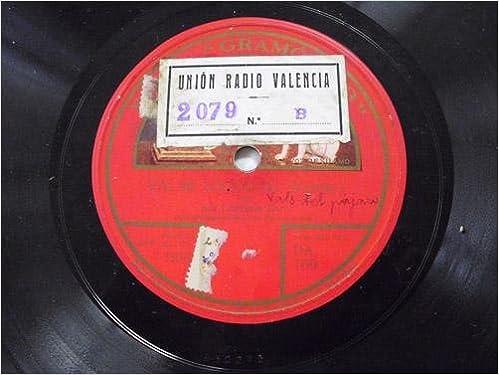 Antiguo Disco Pizarra - Old Disc Slate : LUCRECIA BORI ...