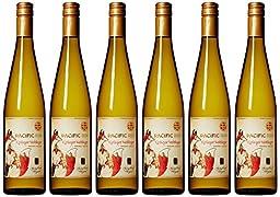 2015 Pacific Rim Spring Creek Vineyard Gruner Veltliner Wine 6 Pack, 6 x 750 mL