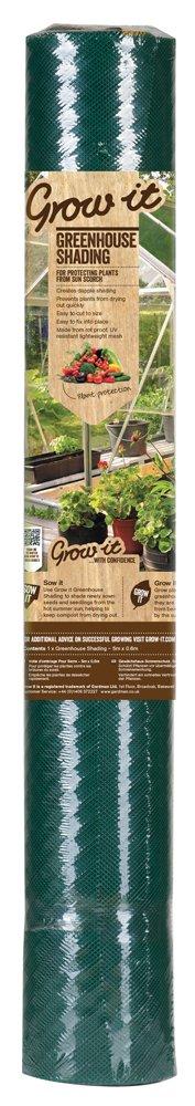 Grow It 70626 500 x 60 x 0.2 cm Greenhouse Shading - Green Gardman Ltd
