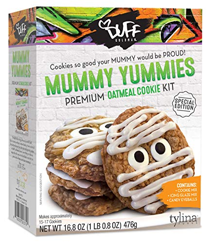 Duff Halloween Mummy Yummies Cookie Mix
