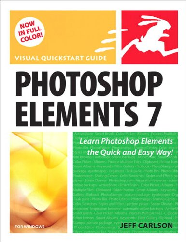 Download Photoshop Elements 7 for Windows: Visual QuickStart Guide Pdf