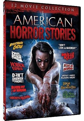 American Horror Stories - 12 Movie Set (American Horror Story Box Set)