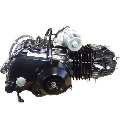 125cc 4-stroke ATV Engine Semi-Auto Transmission w/Reverse