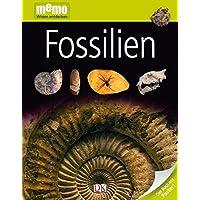 memo Wissen entdecken. Fossilien: Das Buch mit Poster!