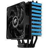 Lepa NEOllusion RGB Lighting Intel/AMD Air CPU Cooler, LPANL12 (AM4 bracket available via Enermax USA)