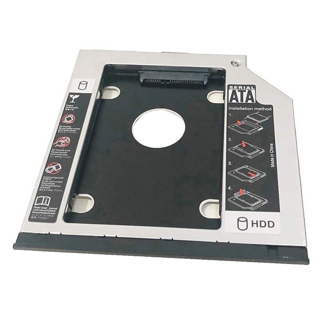 2º HDD SSD Marco óptico Adaptador de Disco Duro para Lenovo ...
