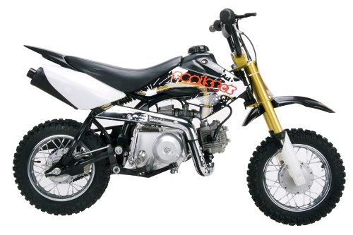 Dirt bike 110cc Fully Automatic - Choose your color  ( black, blue, red, orange, green) -