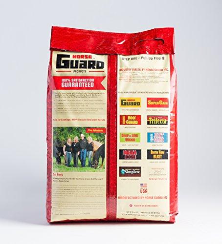 Horse Guard Mega Dose Equine Vitamin Mineral Hoof & Probiotic Supplement, 40 lb by Horse Guard (Image #2)