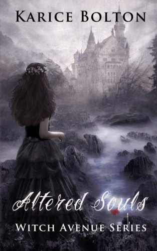 book cover of Altered Souls