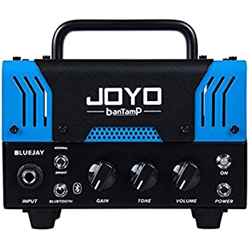 amazon com joyo jackman 20 watt mini tube head new bantamp series rh amazon com