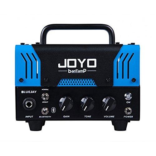 JOYO BLUEJAY 20 Watt Mini Tube Head New banTamp Series