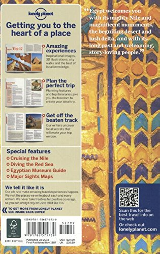 51px8nAyH7L - Lonely Planet Egypt (Travel Guide)