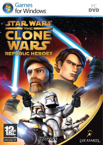 Star Wars: The Clone Wars - Republic Heroes (PC DVD)