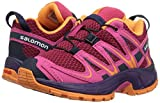 Salomon Unisex-Kids XA Pro 3D K Trail Running Shoe, Cerise, 9K M US Little Kid