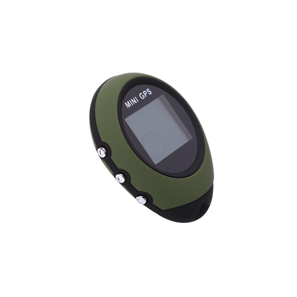 R/écepteur GPS de Localisation Personnelle pour la Navigation GPS de Poche Mini GPS Tracker