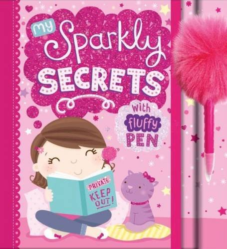 My Sparkly Secrets with Pen ebook