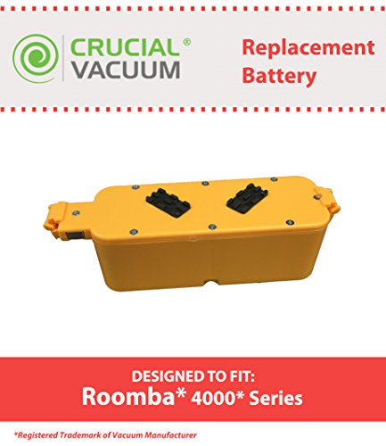 roomba dirt dog battery - 4