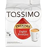 Tassimo Twinings English Breakfast Tea Pods 16 Servings