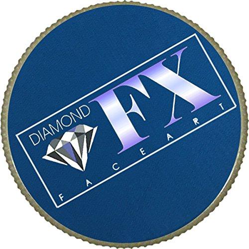 32g Diamond FX Essential Face Paint–oceano blu