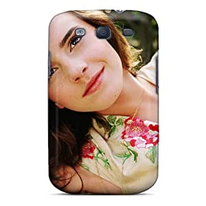 Premium Phone Case For Galaxy S3/ Gorgeous Emma Tpu Case Cover