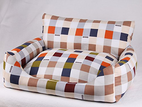 A High quality British style cotton washable sofa Kennel the Kennel 605534cm,A