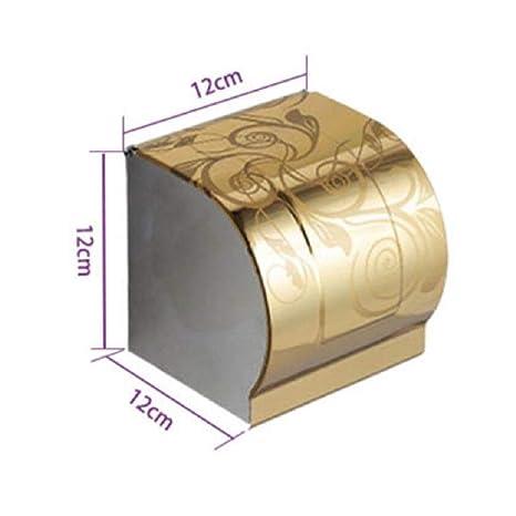 XP Caja de Toallas de Papel higiénico de Estilo Retro, Estante de Toalla de Papel