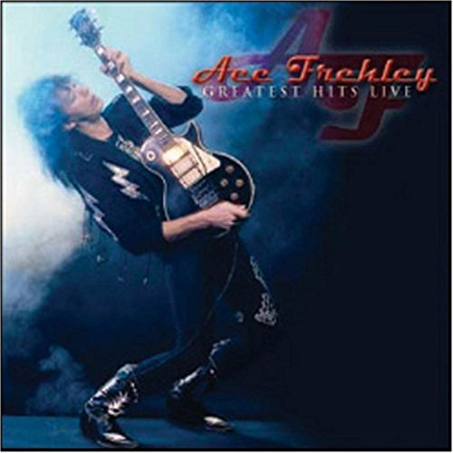 CD : Ace Frehley - Greatest Hits Live (CD)
