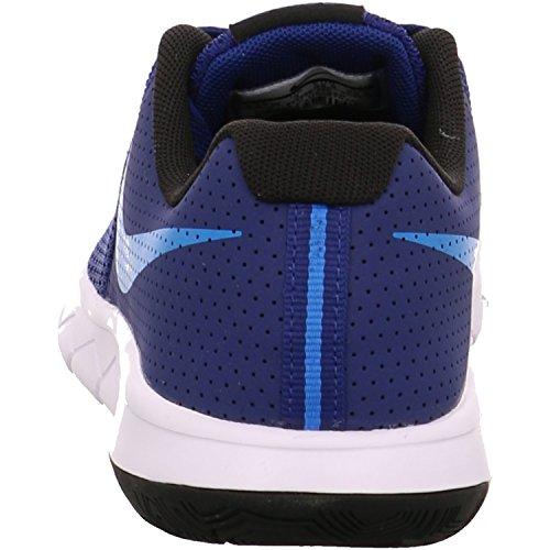 Bleu Blanc GS Experience Garçon Chaussures Flex Nike Entrainement Running 5 de 1Rwzq