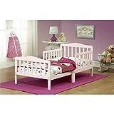 Orbelle 3-6T Toddler Bed, Pink