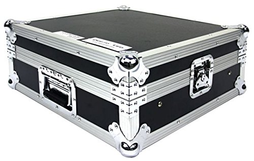 Superb Quality Flight Case For Pioneer Djm-2000 Video Club Mixer Controller With Laptop Shelf Convenience Of The Laptop Pc Shelf Offers You Unmatched Professional Options DEEJAYLED TBHDJM2000LT