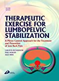 img - for Therapeutic Exercise for Lumbopelvic Stabilization: A Motor Control Approach for the Treatment and Prevention of Low Back Pain, 2e book / textbook / text book