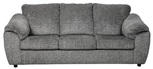 Ashley Furniture Signature Design - Azaline Contemporary Sofa Sleeper - Full Size Mattress - Slate