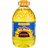 SUNVELLA FryPure Refined High Oleic Sunflower Oil (1.27 GAL (4.8L))