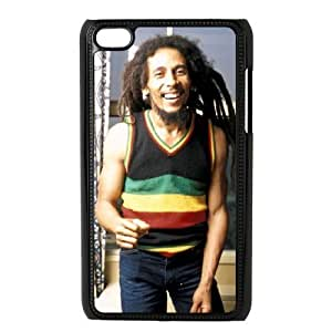 C-EUR Customized Phone Case Of Bob Marley For Ipod Touch 4