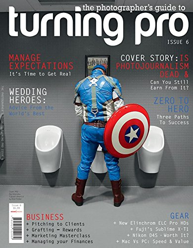 The Photographer's Guide to Turning Pro Issue 6 ebook