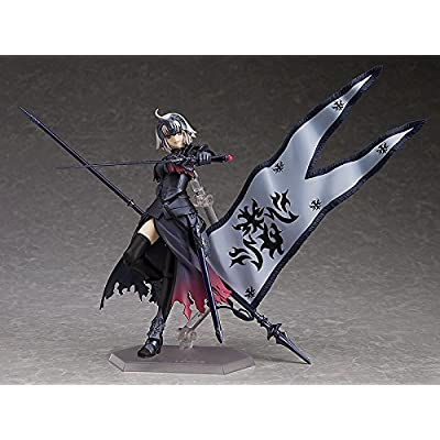 Max Factory Fate/Grand Order: Avenger/Jeanne D'Arc (Alter) Figma Action Figure: Toys & Games