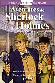 Aventures de Sherlock Holmes Llegir amb Susaeta - nivel 4