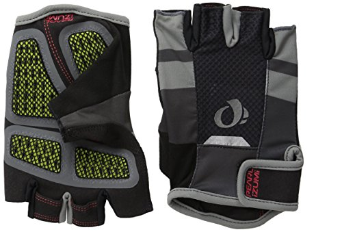 (Pearl iZUMi Ride Men's Pro Gel Vent Gloves, Black,)