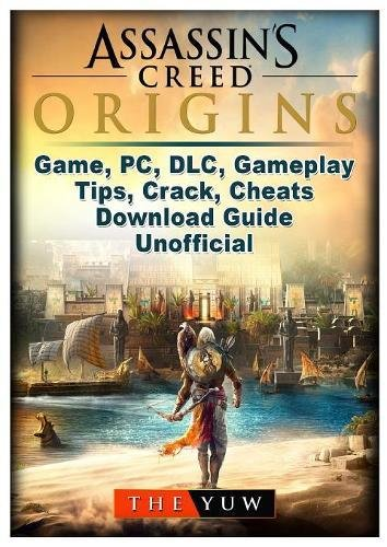 Price comparison product image Assassins Creed Origins Game,  Pc,  DLC,  Gameplay,  Tips,  Crack,  Cheats,  Download Guide Unofficial