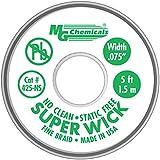 MG Chemicals 400-NS Series #3 No Clean Super Wick Desoldering Braid