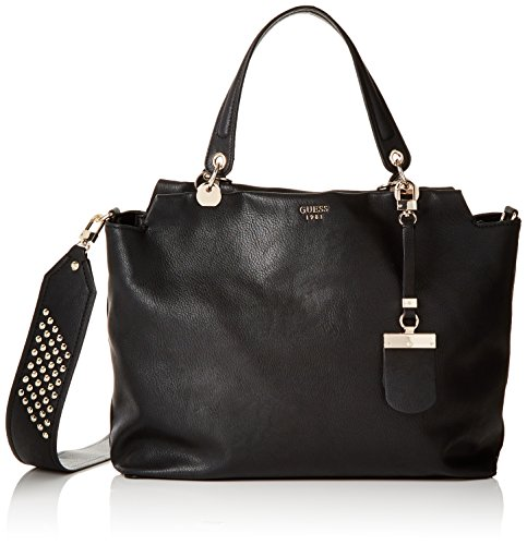 GUESS Women's Andie Carryall Black ONE