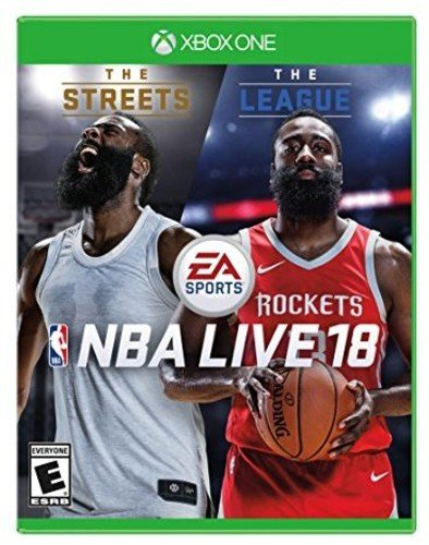 NBA LIVE 18: The One Edition - Xbox - Baseball Ncaa Game